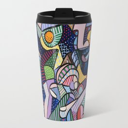Star Dancers Travel Mug