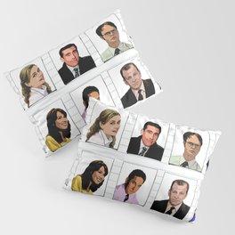 Scranton Coworkers Pillow Sham