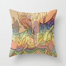 XXXO Throw Pillow