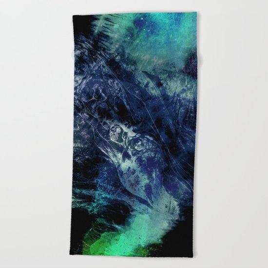 Deimos Beach Towel