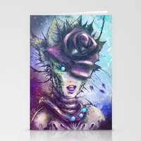 venus Stationery Cards featuring Venus by Vincent Vernacatola