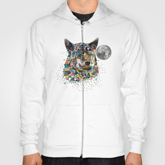 Space wolf Hoody