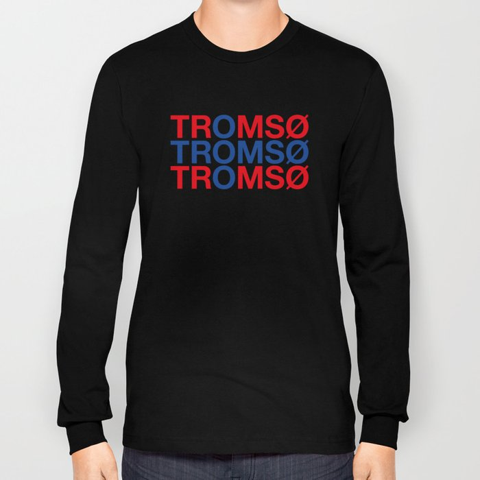 TROMSO Long Sleeve T-shirt