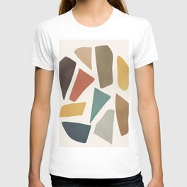 Colorful Shapes II T-shirt