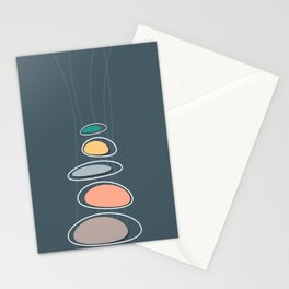 Luc stones Stationery Cards