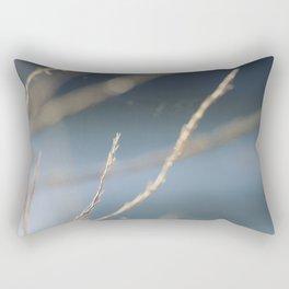 Branch Tree Bluesky Bokeh Abstract Rectangular Pillow