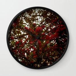 redglobe Wall Clock