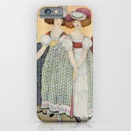 The Three AMAZING GRACES iPhone Case