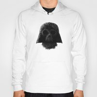 vader Hoodies featuring Vader by Zach Terrell