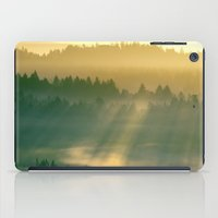renaissance iPad Cases featuring Renaissance Morning by artstrata