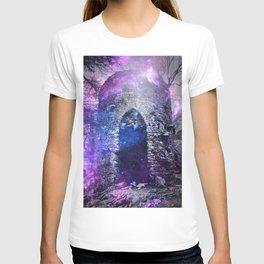 Galaxy Castle T-shirt