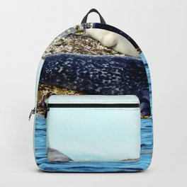 Seal Family Backpack