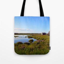 Marshy Meadows Tote Bag