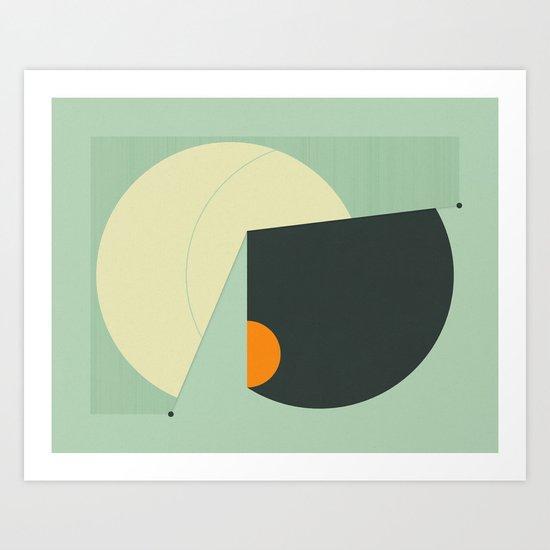 Tick Tock (14) Art Print