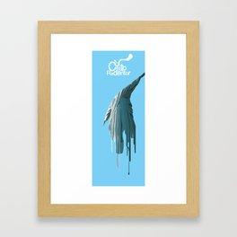 FR/US - #002 Framed Art Print