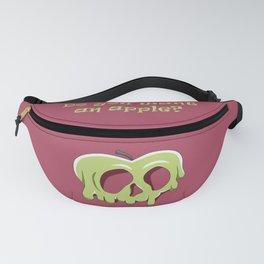 Skull Apple Fanny Pack
