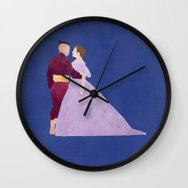 Shall We Dance? Wall Clock