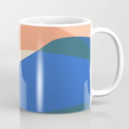 Peach Waves, but Extra Coffee Mug