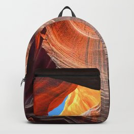 Geology Alive - Time Passage of Upper Antelope Canyon Backpack