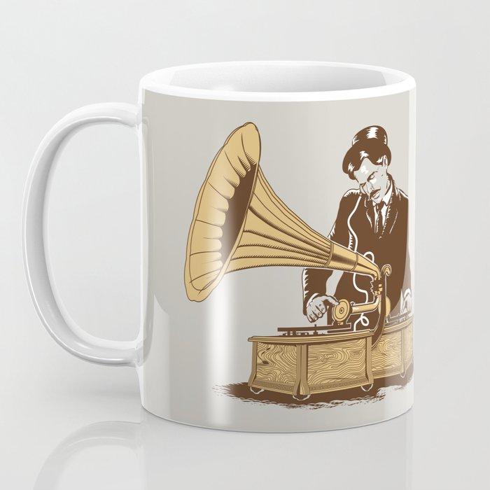 The Future In The Past Coffee Mug