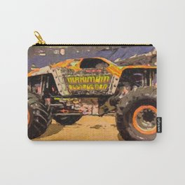 Monster Jam Party in the Pits Carry-All Pouch