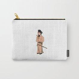 Prince Shotokutaishi_japanese historical politician  Carry-All Pouch