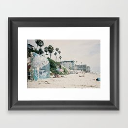 Laguna Series 1 Framed Art Print