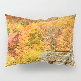 An Autumn View Pillow Sham