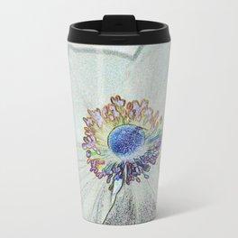 Malva Drawing Travel Mug