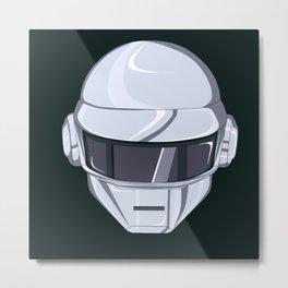 Thomas / Daft Punk Metal Print