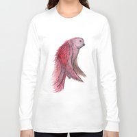 birdy Long Sleeve T-shirts featuring birdy! by gasponce