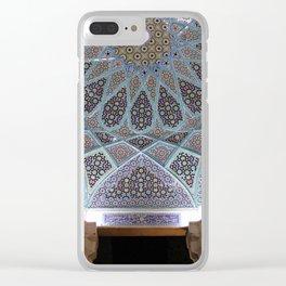 Shiraz Clear iPhone Case