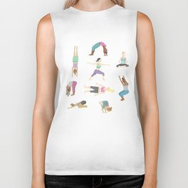 Yoga People Biker Tank