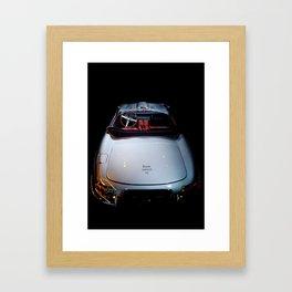 Jaguar E-Type (XKE) Framed Art Print