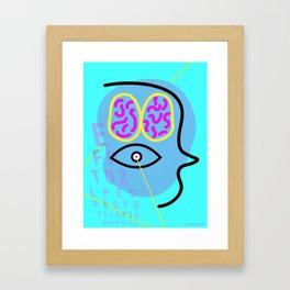 The Gift of Sight Framed Art Print