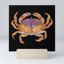 Dungeness crab Mini Art Print