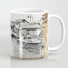 Fish Town Coffee Mug