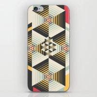 la iPhone & iPod Skins featuring La Plus by Danny Ivan