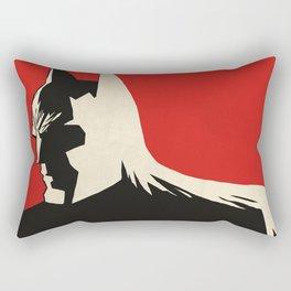 Bat Noir Rectangular Pillow