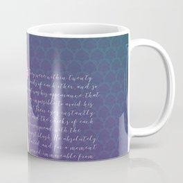 Elizabeth and Darcy Coffee Mug