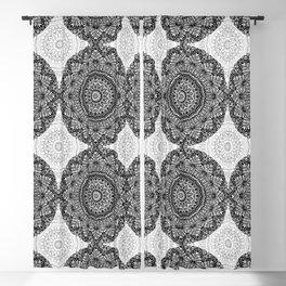 Mandala Mehndi Style G444 Blackout Curtain