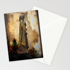 Witch Burn Stationery Cards