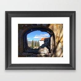 022 Framed Art Print
