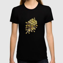 Pine cones pattern. Nature T-shirt