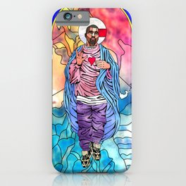 What Would Jesus Do? iPhone Case