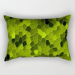 The Forest Floor.... Rectangular Pillow