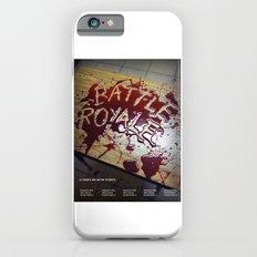 Battle Royale - Japanese film poster Slim Case iPhone 6s