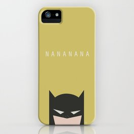 Nanana iPhone Case