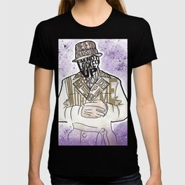 Who watches Rorschach? T-shirt