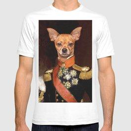 Admiral Chihuahua T-shirt